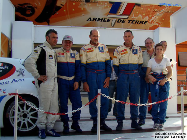 Rallye Saint Marcellin 2010 - Podium Final
